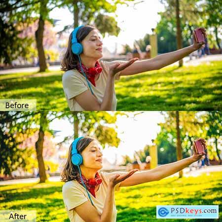Sunlight Mobile and Desktop PRESETS 5736443