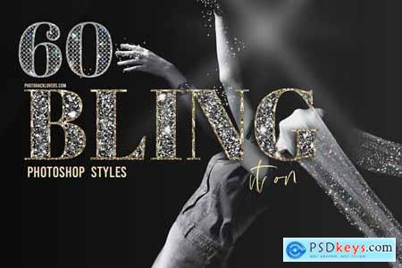 Bling it on Photoshop Styles 5747294