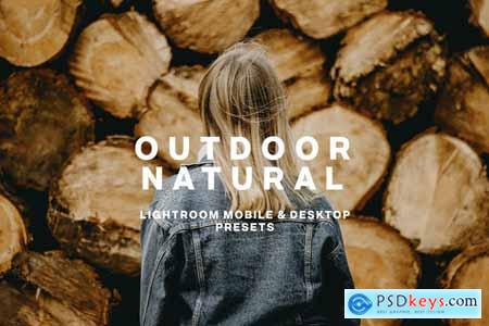 OUTDOOR NATURAL LIGHTROOM PRESETS 5756395