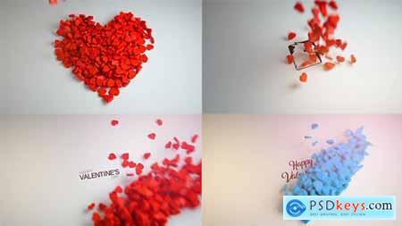 Love Logo Reveal 19404834