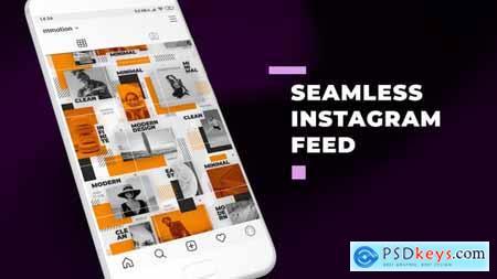 Seamless Instagram Feed 30251473