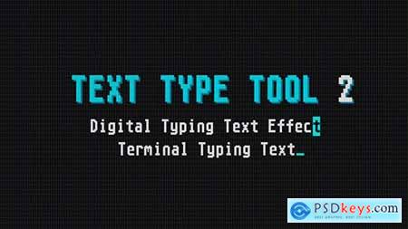 Text Type Tool 2 20305345