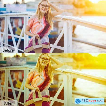 Summer Mobile and Desktop PRESETS 5736441