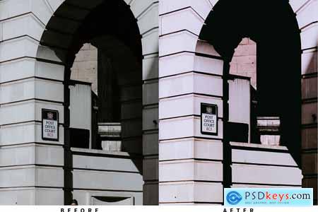 10 Urban Lightroom Presets 5787591