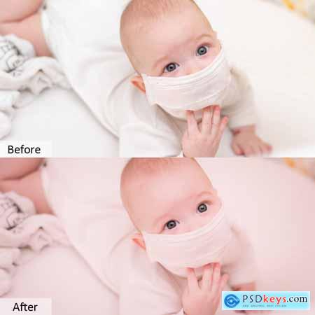 Newborn Photoshop Actions 5733432