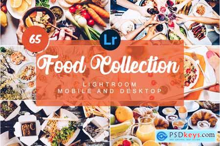 Food Collection Mobile Presets 5734609