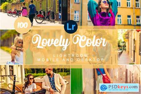 Lovely Color Mobile Desktop PRESETS 5735222
