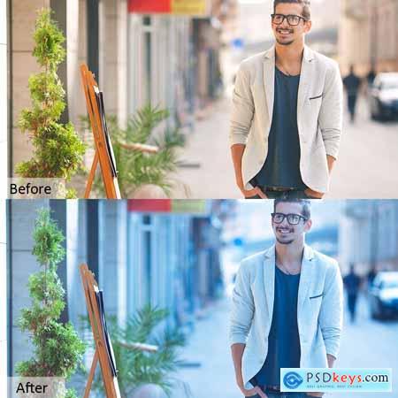 Pastel Photoshop Actions 5733513