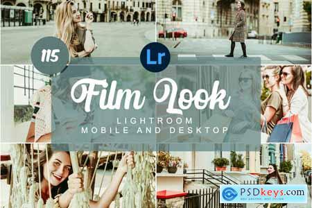 Film Look Mobile and Desktop PRESETS 5734608
