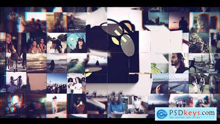 Multi Video Logo Intro 28328545