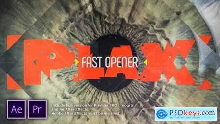 pLax Fast Opener 30234722