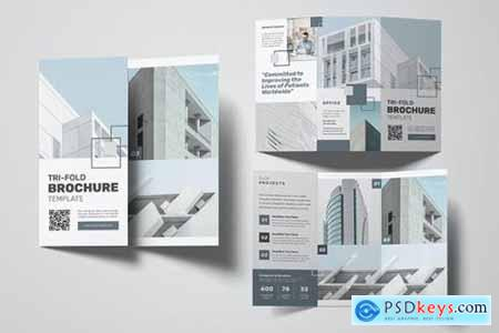 Architect Trifold Brochure