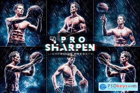 Sharpen Premium Lghtroom Presets
