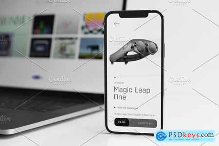 iPhone 12 Pro Mockup 5819319