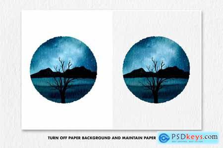 Watercolor Paper for ProCreate 5828165