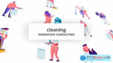 Cleaning - Character Set 30142928