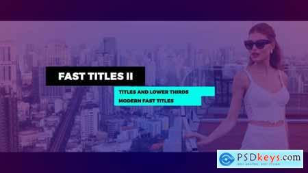 Fast Titles II 20269670