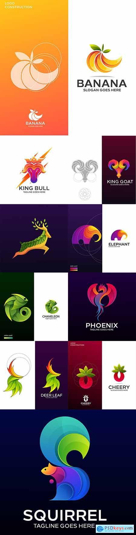 Brand name company logos business corporate design 78