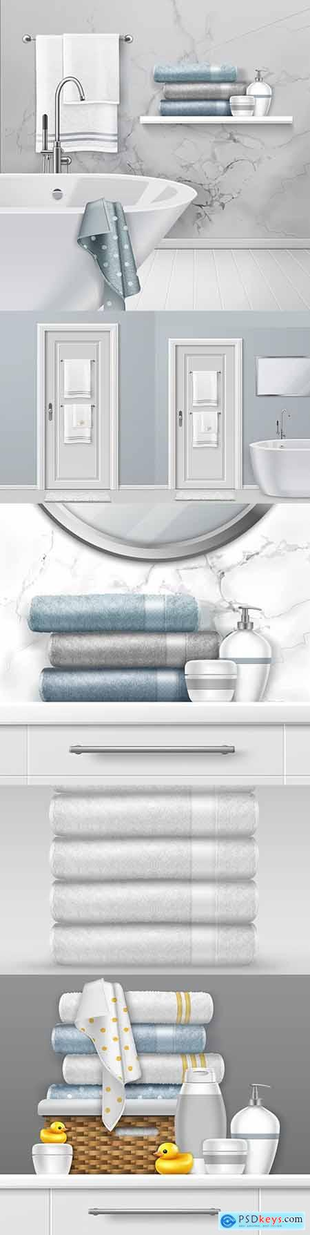 Bathroom and personal care accessories 3rd illustration