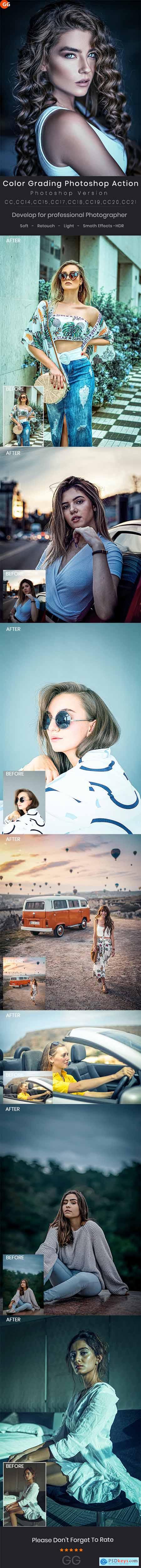 Color Grading Photoshop Action 29735574