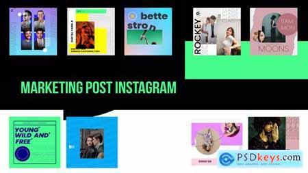 Marketing Post Instagram 30245534