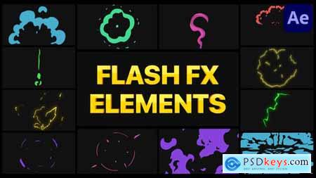 Flash FX Elements Pack 04 - After Effects 30276653