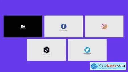 Social Media Logo Opener 29831865