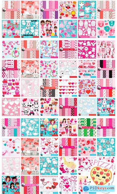 Valentine Mega Bundle - 1500 in 1 2610771
