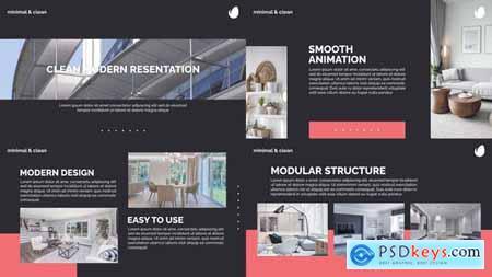 Clean Modern Presentation 29925293
