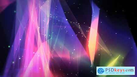 Colorful Glaze Logo Reveal 10865853