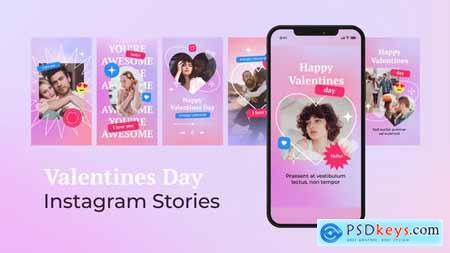 Valentines Day Love Instagram Stories 30313104