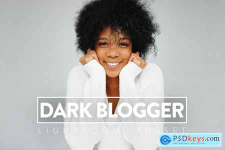 10 DARK BLOGGER Lightroom Presets 5757463