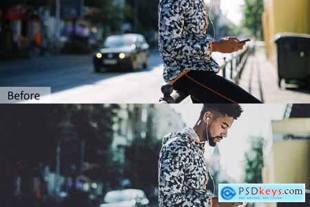 Autochrome Mobile Desktop PRESETS 5734323