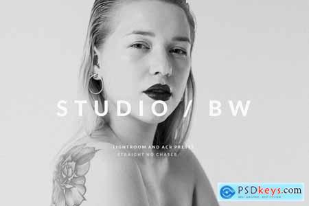 Studio BW - Black & White LR preset 5749708