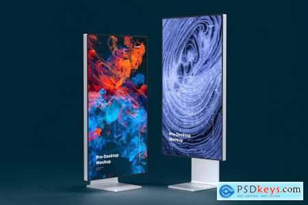 Pro XDR 6K Desktop Mock-up