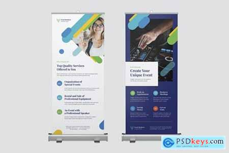 Roll Up Banner – Event Business