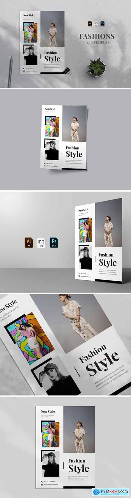 Fashion Flyer 09