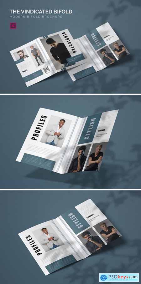 Vindicated - Bifold Brochure