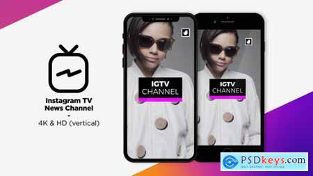 IGTV News Channel 22268802