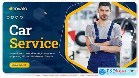 Car Service Promo 30290743