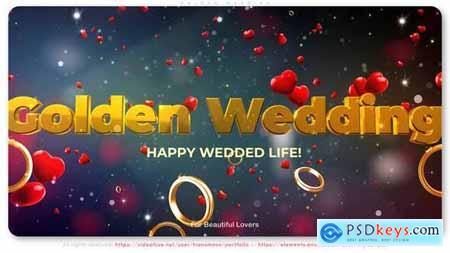 Golden Wedding 30333085