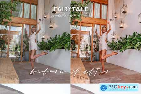Dreamy Lightroom Mobile Presets 5014195