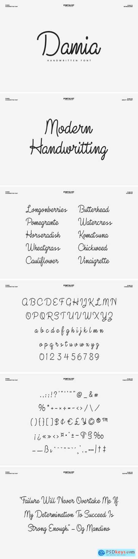 Damia Font