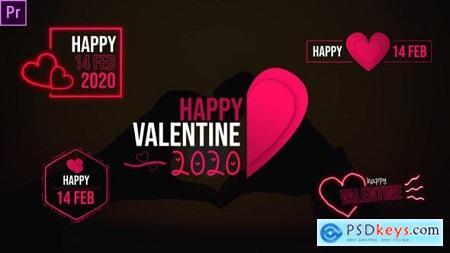 Valentine Clean Titles 30333504