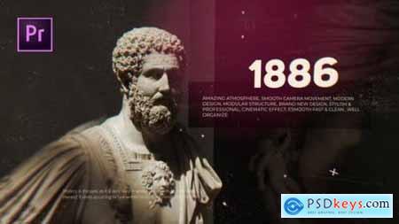 History 2020 Premiere Mogrt 30308759
