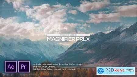 Magnifier Parallax Slideshow 30265424