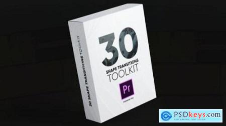 30 Shape Transitions Toolkit 30311231