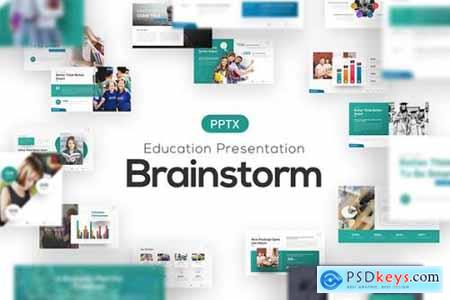 Brainstorm University Education Template