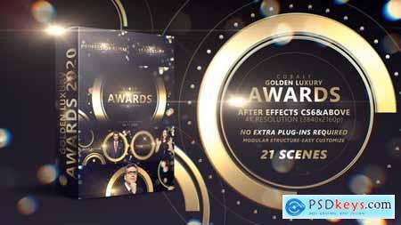 Cobalt Golden Luxury Awards 4K 29533719