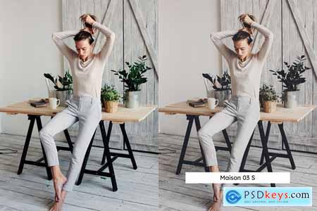 20 Scandinavian Lightroom Presets & LUTs 5861168